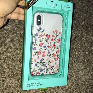 Kate Spade Mini Bloom iPhone Case